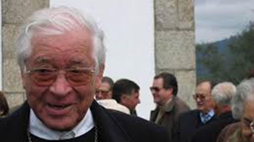 D. Manuel da Silva Vieira Pinto foi arcebispo de Nampula, em Moçambique, entre 1967 e 2000. Foto: Facebook