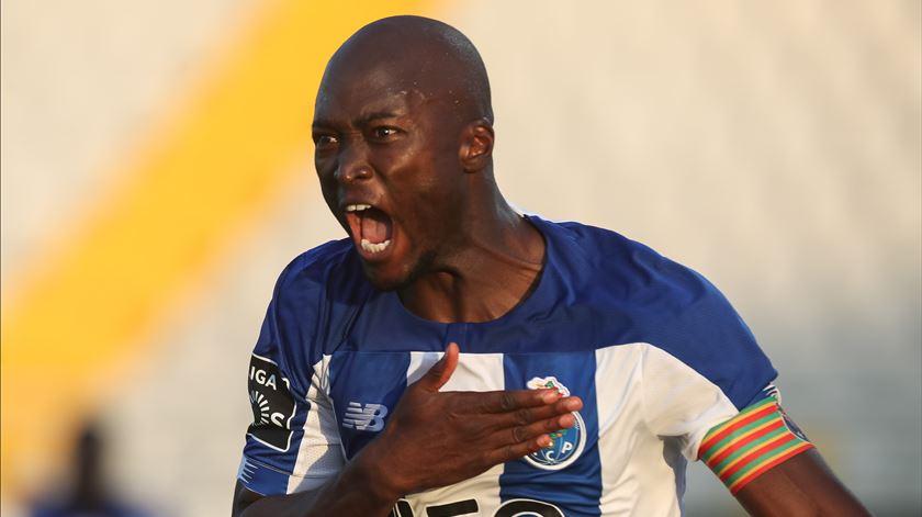 Danilo Pereira marcou dois golos decisivos nos dois jogos do título. Foto: Paulo Novais/Lusa