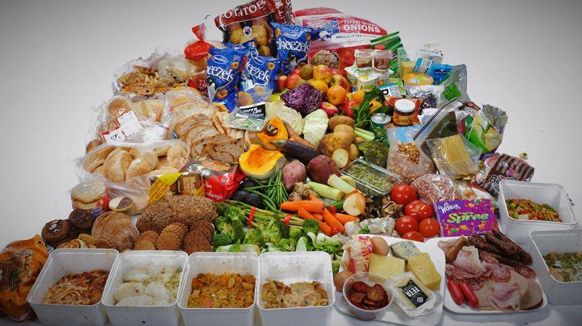 Super-mercado on-line evitou que 225 toneladas de alimentos fossem desperdiçadas. Foto: DR
