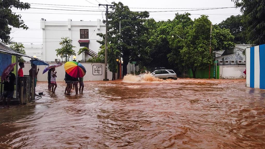 Mais de três mil desalojados em Díli, diz antigo primeiro-ministro. Foto: Manuel Pestana/Lusa