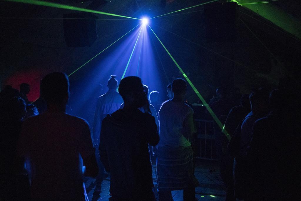 discoteca Foto: EPA