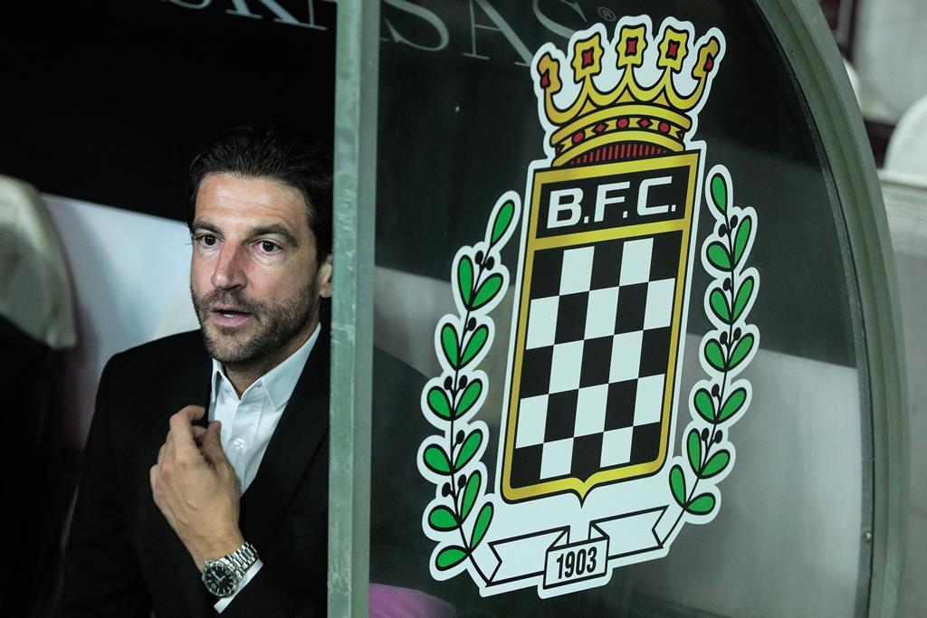 Jorge Simão esteve duas épocas no Boavista. Foto: Manuel Araújo/Lusa