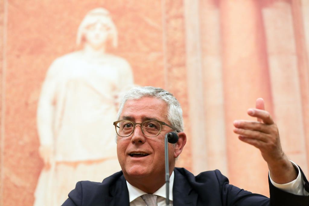 Fernando Negrão foi ministro por duas vezes em governos de coligação entre o PSD e o CDS. Foto: Manuel de Almeida/Lusa