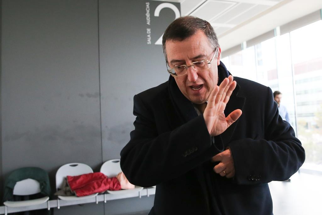 Juiz Carlos Alexandre. Foto: João Relvas/Lusa