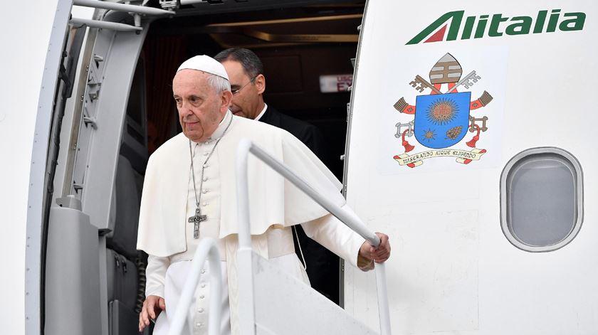 O Papa visita os Emirados Árabes Unidos em fevereiro. Foto: Vatican Media