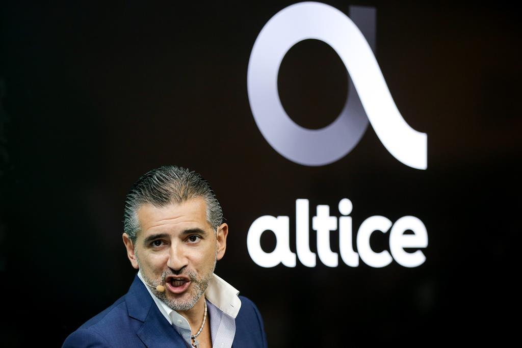 CEO da Altice Portugal, Alexandre Fonseca. Foto: José Sena Goulão/Lusa