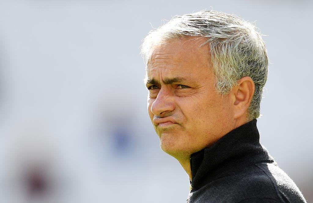 José Mourinho vai treinar a Roma na próxima temporada Foto: Andy Rain/EPA
