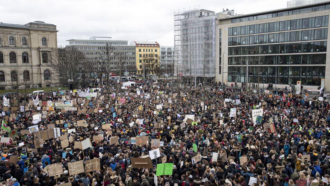 Berlim, Alemanha. Foto: Felipe Trueba/EPA