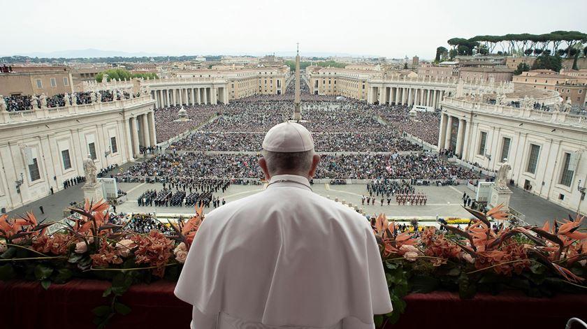 Vatican Media/EPA