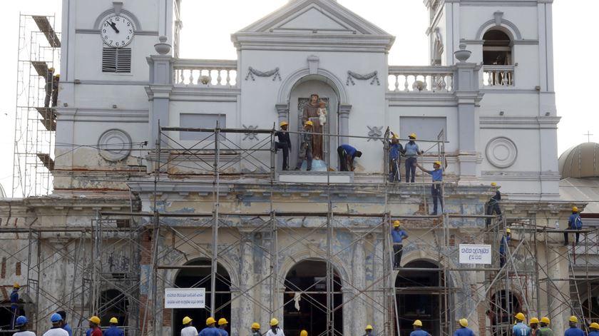 Foto: M. A Pushpa Kumara/EPA