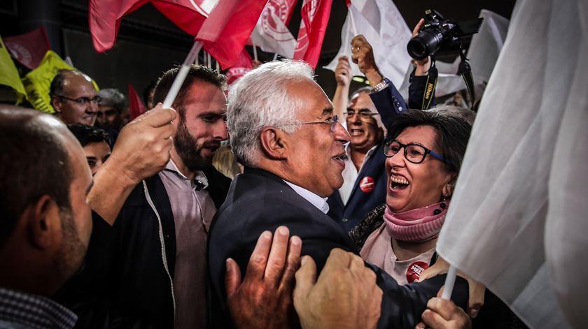 António Costa. Foto: Mário Cruz/Lusa