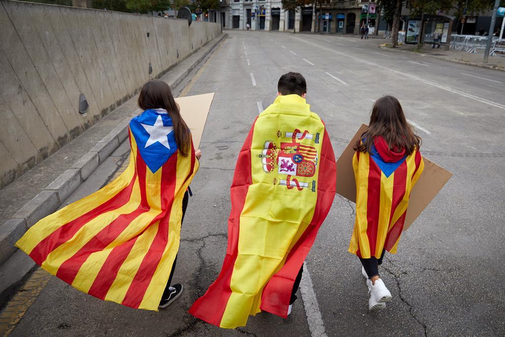Papa quer Espanha reconciliada com a sua própria história. Foto: David Borrat/EPA