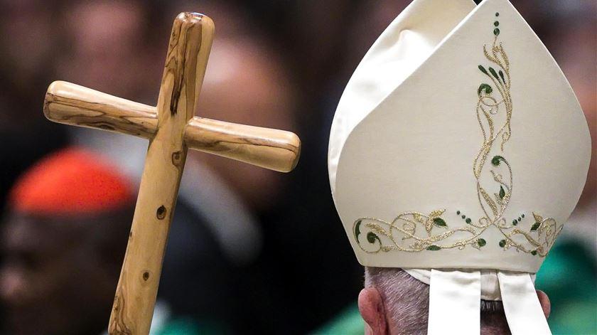 Papa Francisco. Foto: Angelo Carconi/EPA