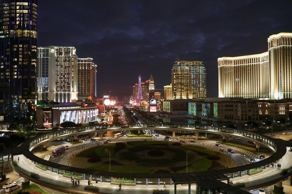 Macau registou apenas 66 casos de infeção desde o início da pandemia. Foto: João Relvas/Lusa