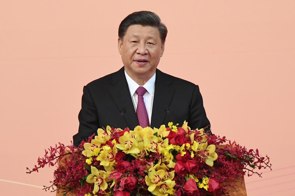 Xi Jinping foi um dos 40 líderes convidados por Joe Biden. Foto: Lusa/GCSM