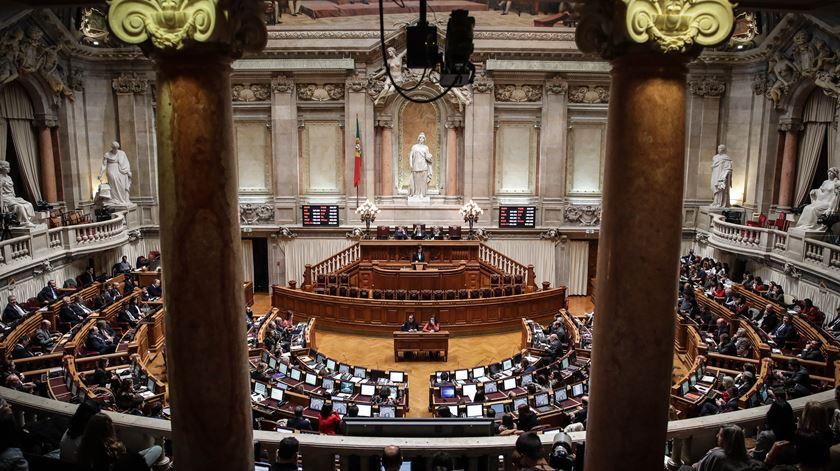 A proposta de referendo é debate no dia 22 no Parlamento e votada no dia 23. Foto:Lusa
