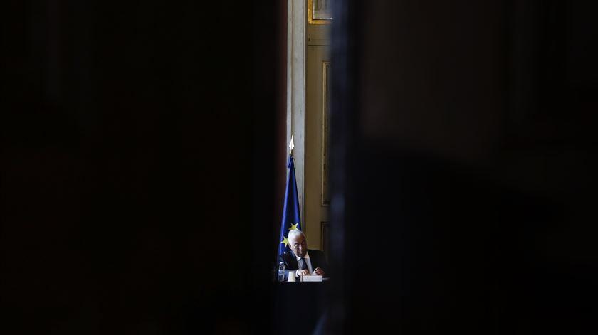 """António Costa assumiu o papel de porta-estandarte da """"bazuca"""" europeia, no processo de recuperação da economia nacional, depois do forte impacto da pandemia de Covid-19. Foto: Tiago Petinga/ Lusa"""