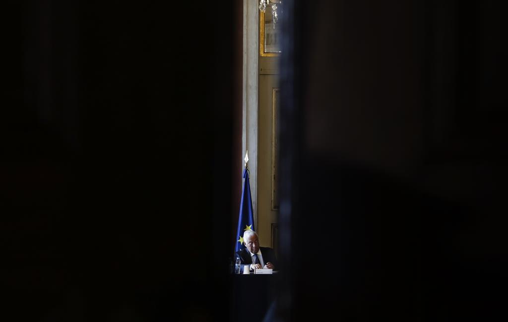 Plano de desconfinamento só deverá ser apresentado ao final da tarde. Foto: Tiago Petinga/Lusa