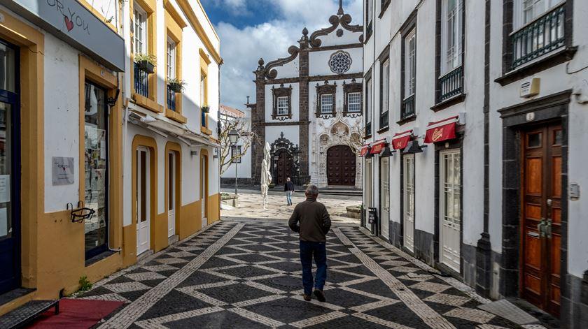 O caso deu-se nos Açores e envolveu turistas. Foto: Educardo Costa/Lusa
