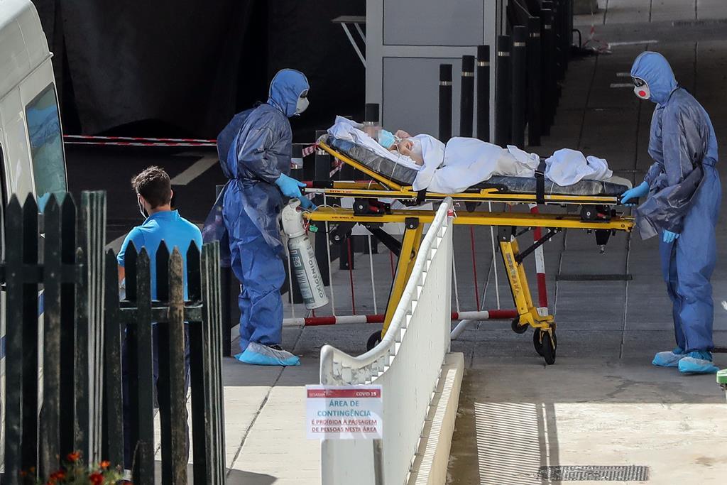 Madeira soma 71 mortos por Covid-19 desde o início da pandemia. Foto: Homem de Gouveia/Lusa