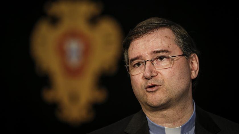 D. Américo Aguiar, presidente do Conselho de Gerência da Renascença. Foto: Rodrigo Antunes/Lusa