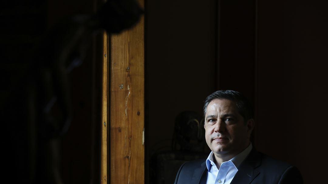 O empresário Mário Ferreira diz que não vai voltar a falar com o ex-amigo e ex-parceiro de negócios, o dono da Cofina, Paulo Fernandes. Foto: José Coelho/Lusa