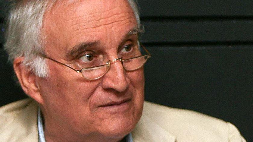 José Cutileiro numa fotografia de 2011. Foto: Luís Forra/Lusa