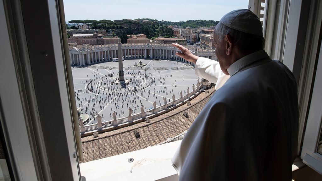 Foto: Vatican News/EPA