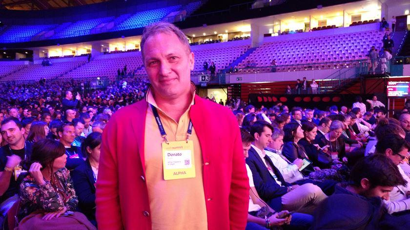 """Donato Russo, CEO da """"What Happens in VegaAds"""""""