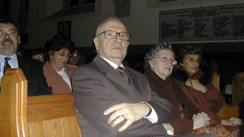 Augusto Esperança, pastor presbiteriano, morreu a 5 de agosto de 2018. Foto: Religionline