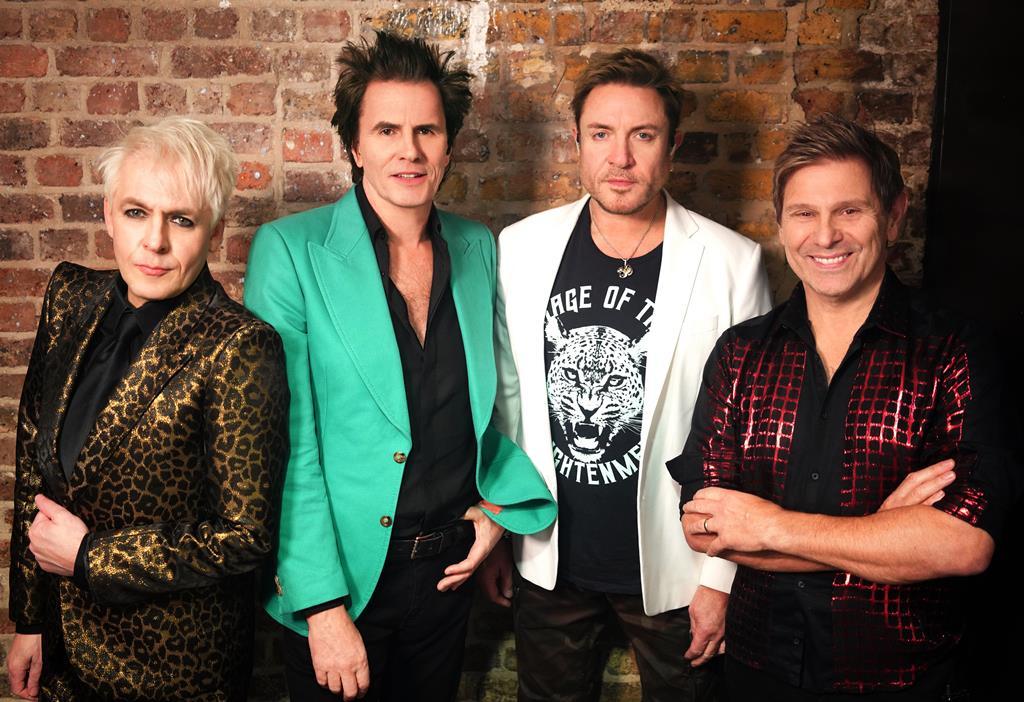 Duran Duran anunciados para o Rock in Rio de 2022. Foto: DR