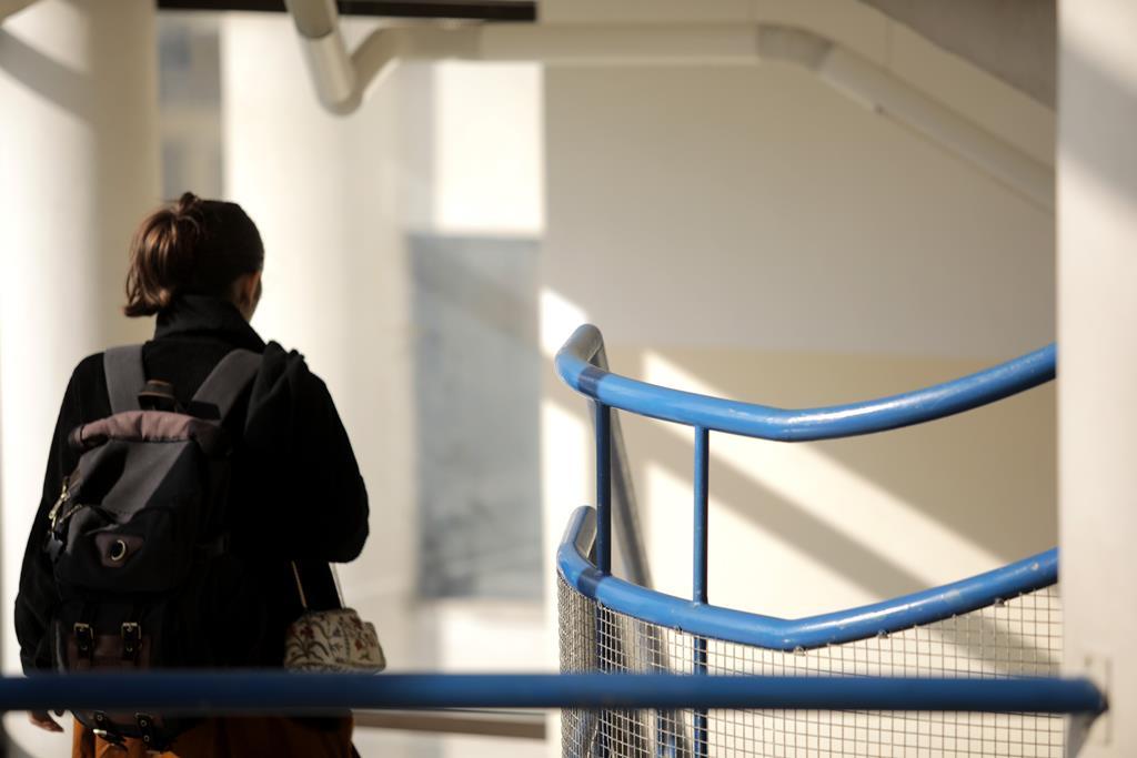 O número de colocados na primeira fase de acesso ao ensino superior público em 2021 regista uma quebra, depois de dois anos consecutivos de aumento. Foto: Joana Gonçalves/ RR