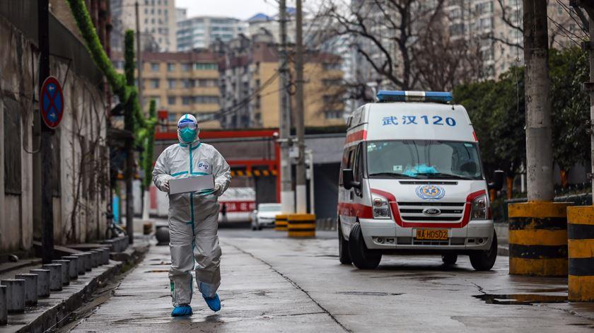 Foto: Yuan Zhen/EPA