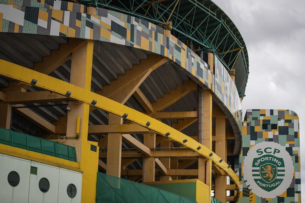 Estádio José Alvalade Sporting Foto: Mário Cruz/Lusa