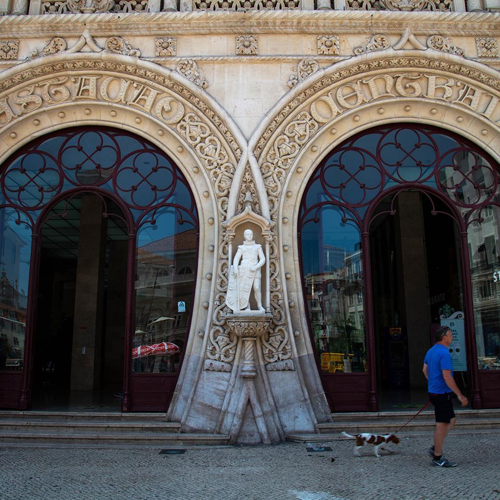 Foto: Infraestruturas de Portugal