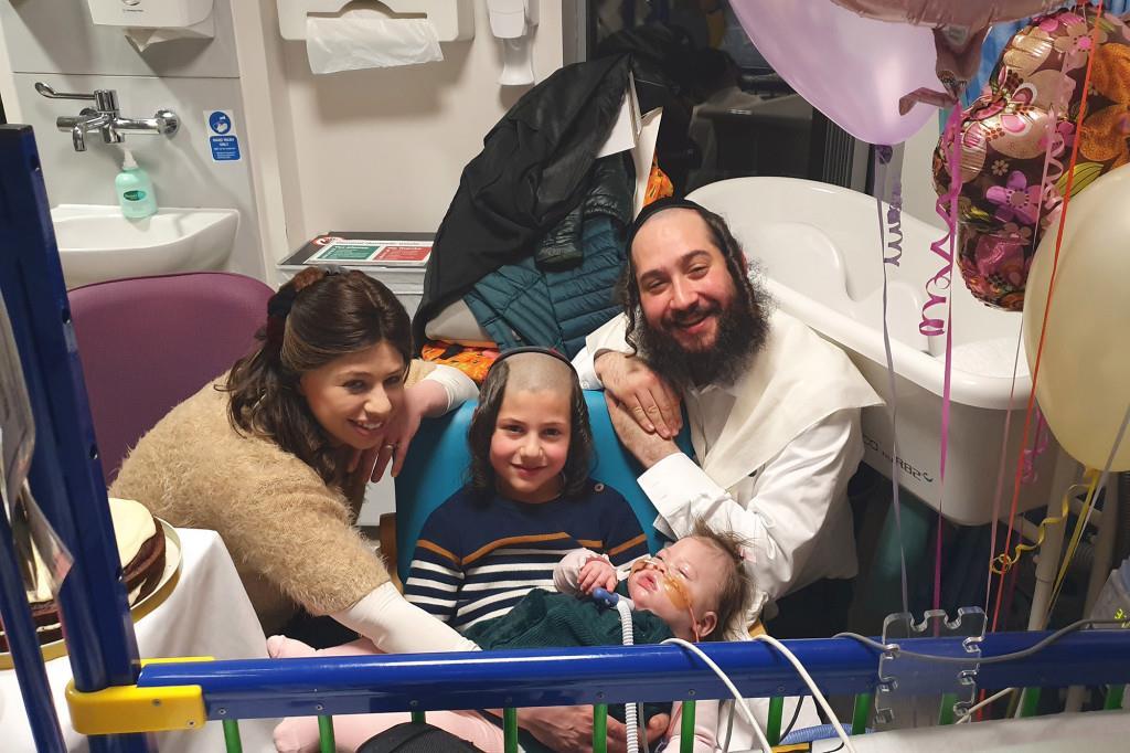 A família de Alta Fixsler. Foto: Fixslers