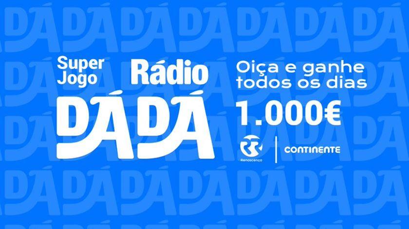 O Super Jogo Rádio Dá Dá oferece mil euros por dia aos ouvintes e seguidores da Renascença nas redes sociais. Imagem: RR