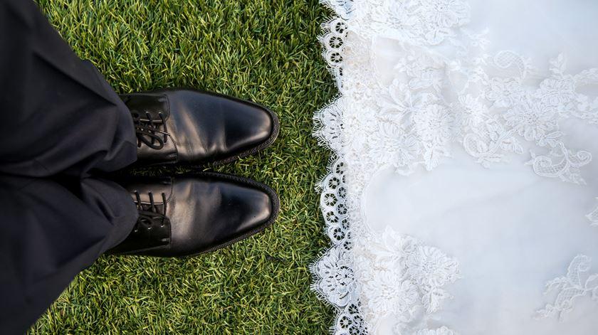 Setor dos casamentos apela ao Governo que publique protocolo sanitário que regule a atividade Foto: Gianni Scognamiglio