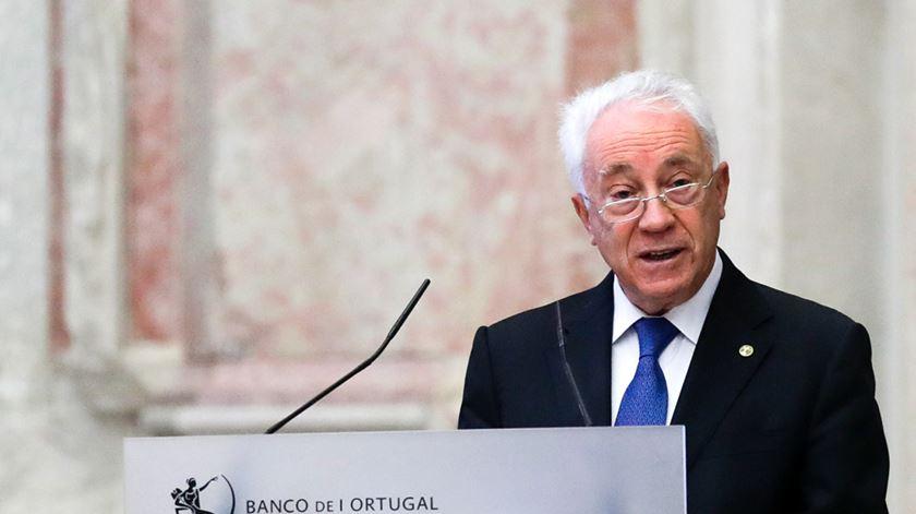Governador do Banco do Portugal Carlos Costa. Foto: Tiago Petinga/Lusa