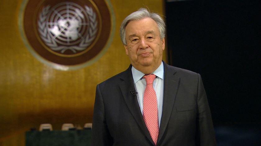 António Guterres, secretário-geral da ONU. Foto: UNIfeed/ONU
