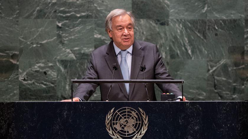 Guterres pede a todos que evitem mortes. Foto: Eskinder Debebe/UN/EPA