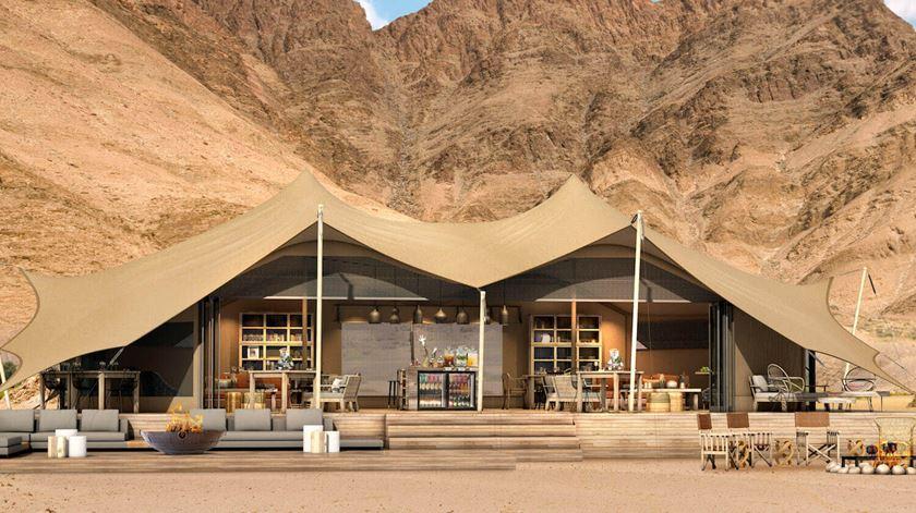 Hoanib Valley Camp ficará pronto em maio