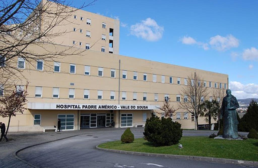 Hospital de Penafiel vai receber pacientes de outros hospitais. Foto: CHTS/SNS