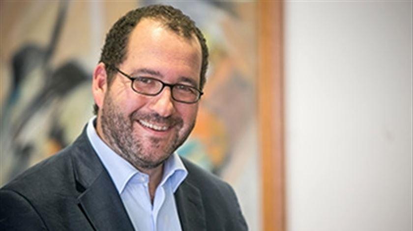 João Costa, secretário de Estado Adjunto e da Educação Foto: gov.pt