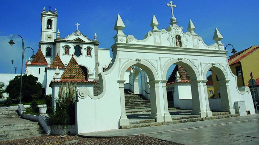 A Igreja de Santo António dos Olivais, em Coimbra. Foto: DR