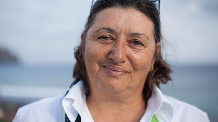 Ana Mesquita, atual responsável da área de operações do aeroporto de Santa Maria. Foto: João Carlos Malta/RR