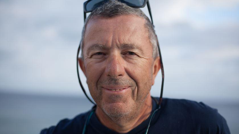 Luís Mesquita, ex-controlador aéreo do aeroporto de Santa Maria. Foto: João Carlos Malta/RR