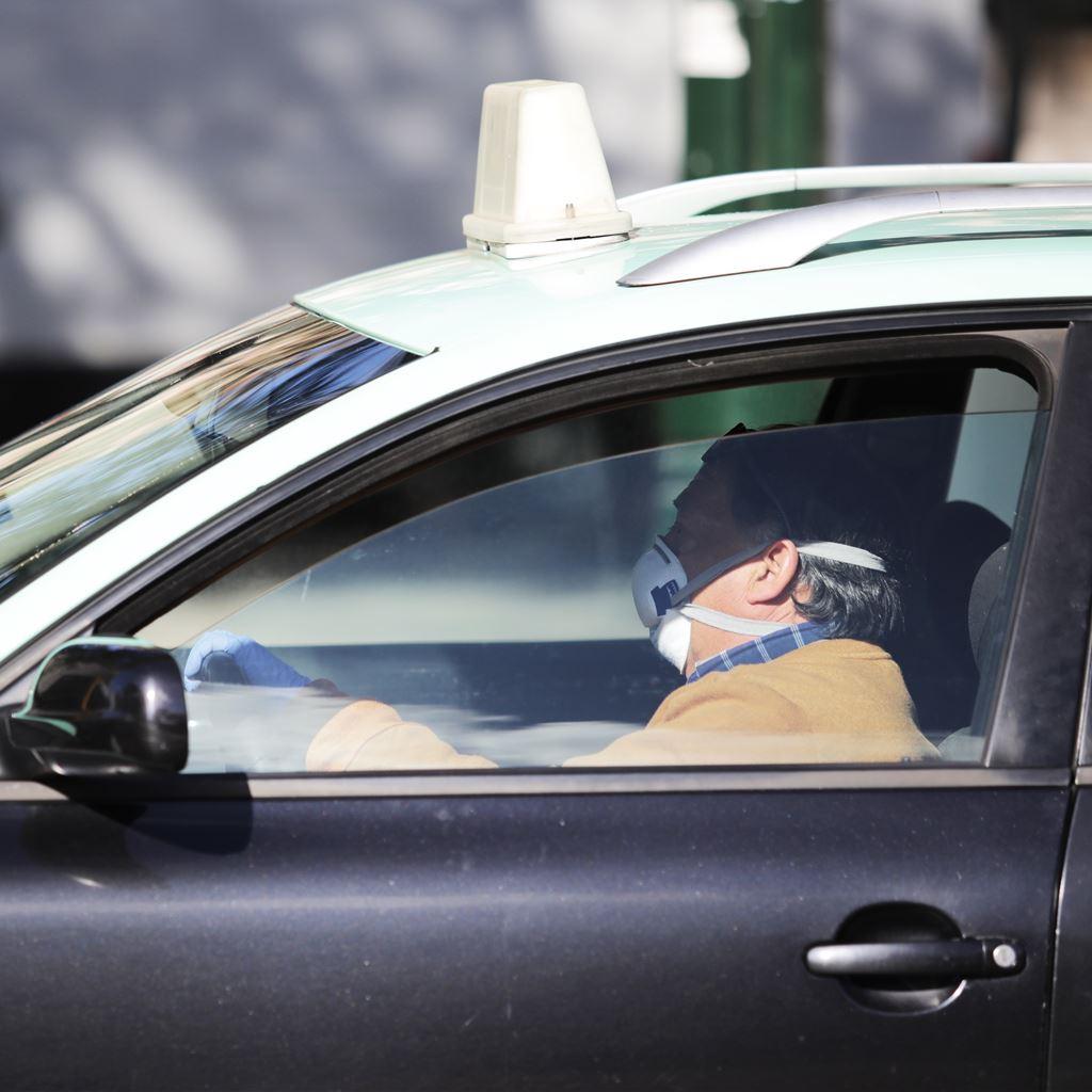 Muitos taxistas agradecem a iniciativa municipal. Foto: Joana Bourgard/RR