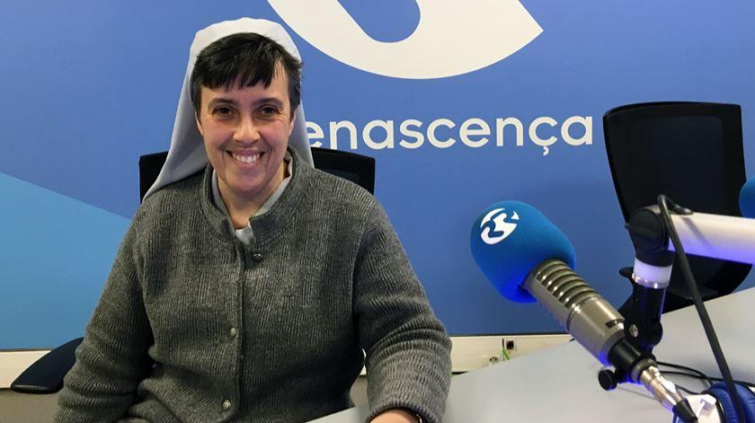 Sílvia Moreira, responsável da Província Portuguesa das irmãs hospitaleiras