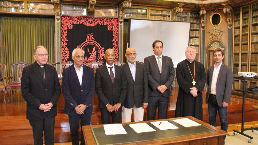 Menos de dois anos mais tarde, religiões voltam a tomar posição conjunta contra a Eutanásia. Foto: Ecclesia